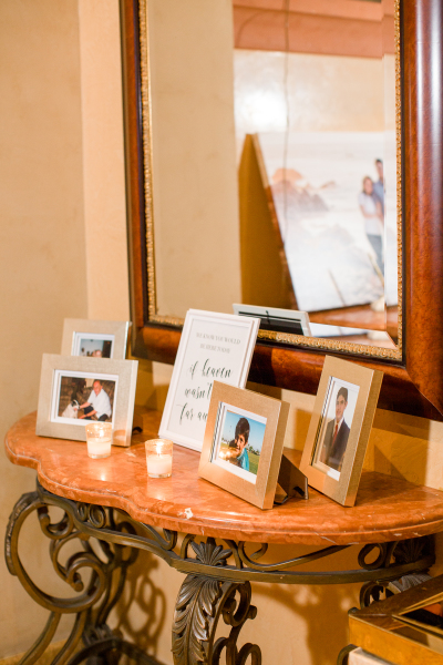 In memory table